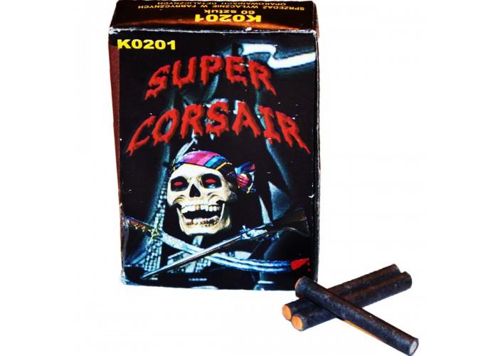 Петарди Super Corsair Cometa 60 шт. (K0201)