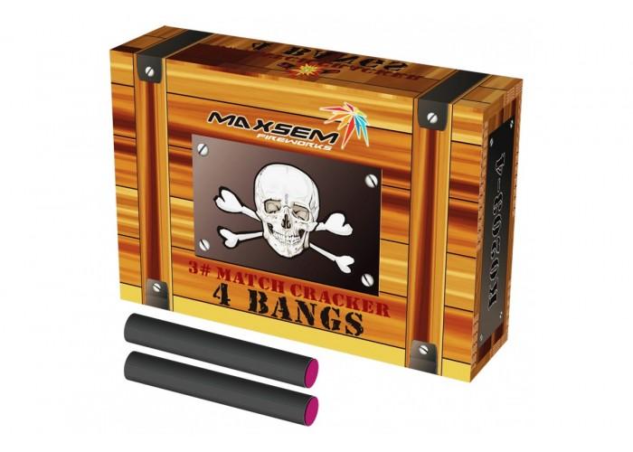 Петарди Корсар 3 Bangs К0203-4
