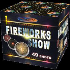 Феєрверк Fireworks Show GWM5037 калібр 30мм, 49 зарядів