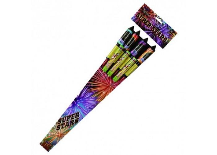 Набір ракет Super Star ART211 Maxem 7 шт