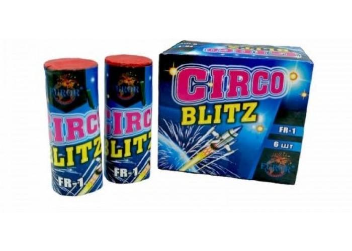Набір Бліців Furor Circo Blitz FR-1 6 шт