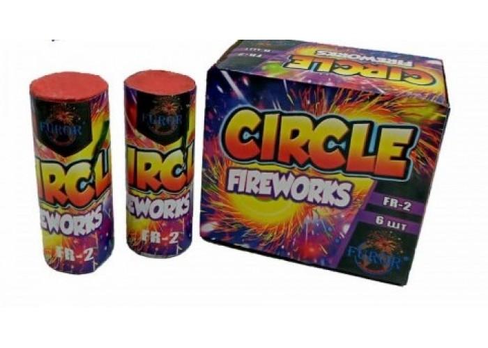 Набір Бліців Furor Circle Fireworks FR-2 6 шт