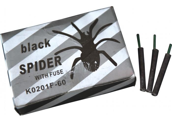 Петарди Furor Black Spider K0201F 40 шт.