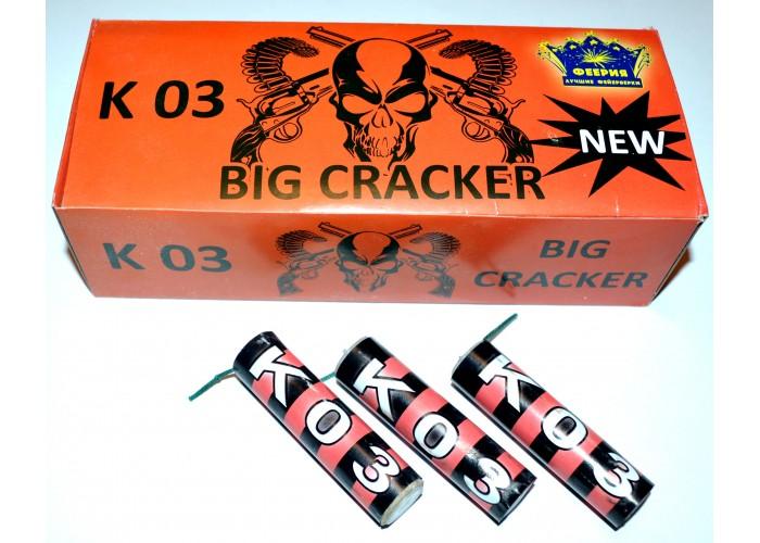 Петарди Big Cracker K03 30 шт