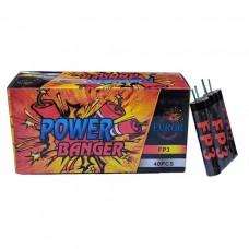 Петарди Furor Power Banger FP3 40шт.