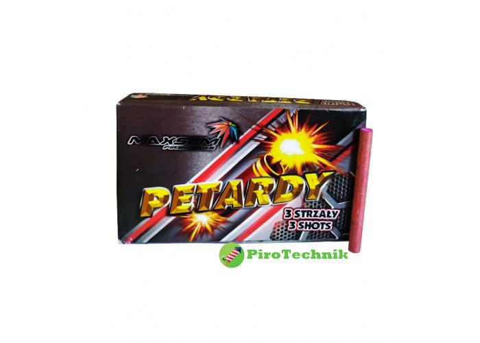 Корсар 3 (3 постріли) Petardy  50 шт