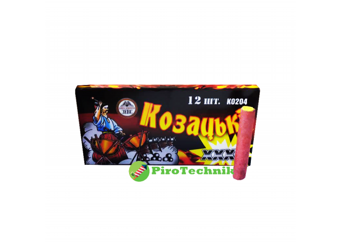 Корсар 4 Козацькі 12 шт. (К0204) Зевс купити