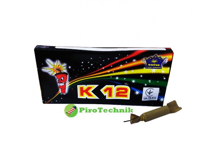 Петарди Феєрія K12 10 шт