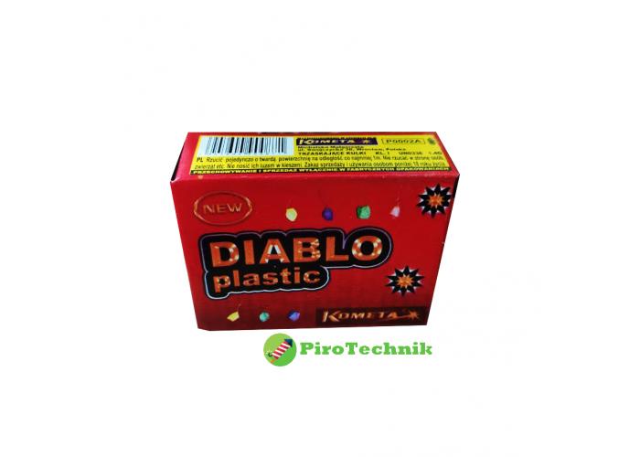 Часник пластиковий Kometa Diabelki Plastikowe P0002A 50 шт