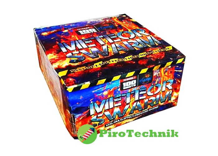 Салют Meteor Swarm FC100MK-1 калібр 20-30 мм, 100 зарядів