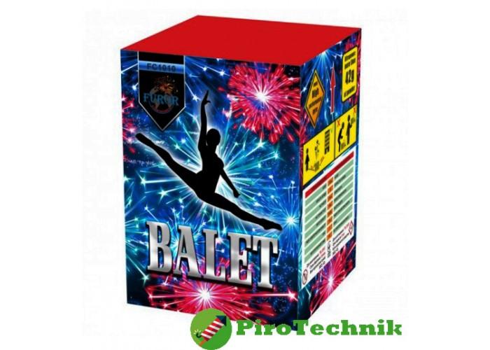 Салют Furor Balet FC1010 10 зарядів