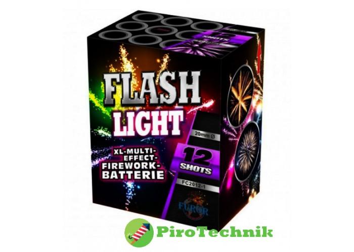Салют Flash Light FC2012-1, калібр 20 мм, 12 зарядів