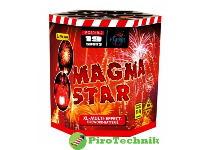 Салют Magma Star FC2019-2 калібр 20 мм 19 зарядів