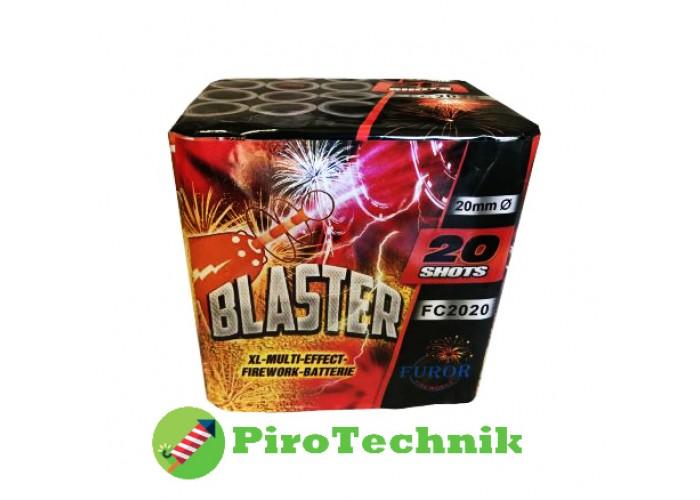 Салют Blaster FC2020, калібр 20 мм, 20 зарядів