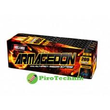 Салют Armagedon FC2356209, калібр 20-63 мм, 209 зарядів