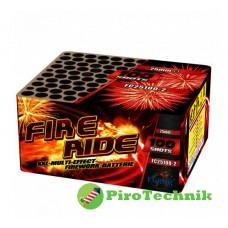 Салют Fire Ride FC25100-2, калібр 25 мм, 100 зарядів