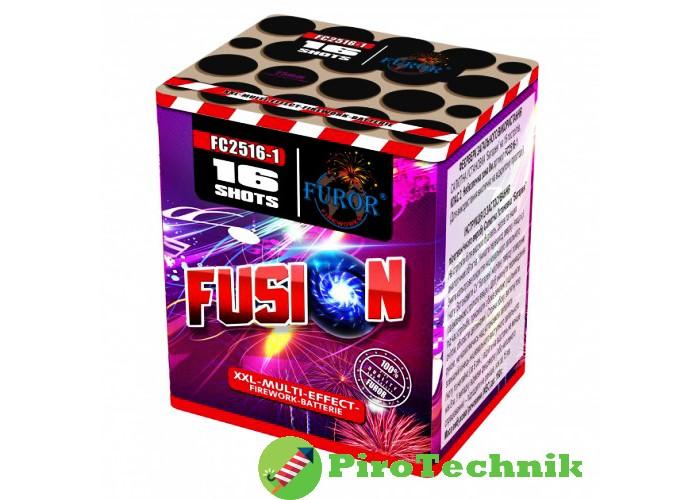 Салют Fusion FC2516-1, калібр 25мм, 16 зарядів