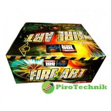 Салют Fire Art FC30100M-1, калібр 30 мм, 100 зарядів