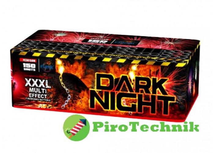 Салют Dark Night FC30150M, калібр 30 мм, 150 зарядів