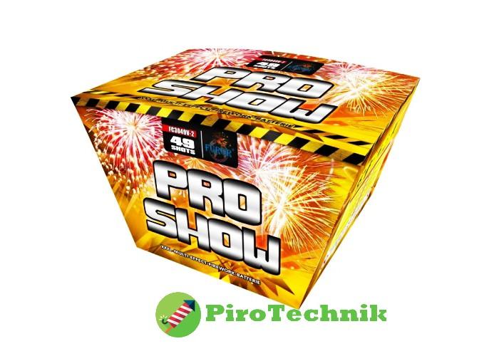 Салют веєрний Pro Show FC3049V-2 калібр 30 мм, 49 зарядів