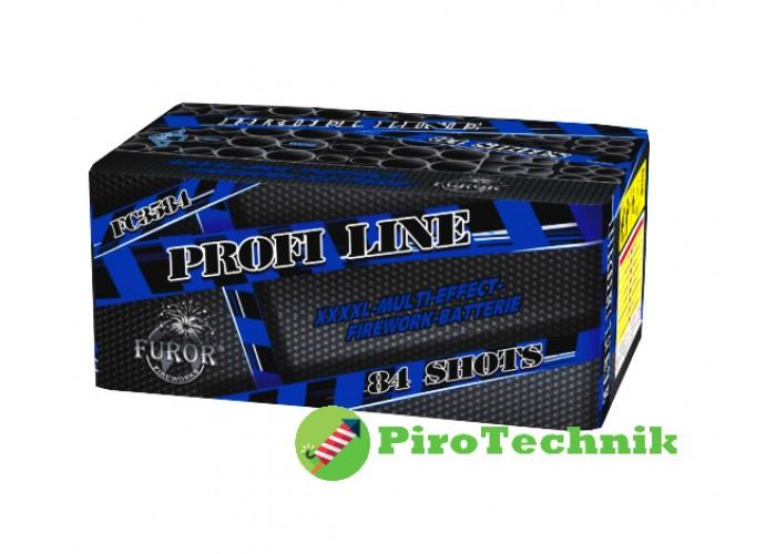 Салют Profi Line FC3584, калібр 30-63 мм, 84 заряди
