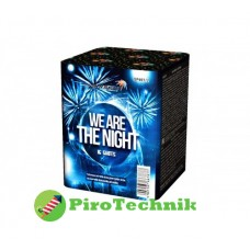 Салют  We Are The Night GP497-2 калібр 20мм, 16 зарядів