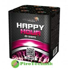 Феєрверк Happy Hour GP467/2 калібр 20мм, 25 зарядів