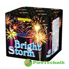 Феєрверк Bright Storm GP513  калібр 25мм, 40 зарядів