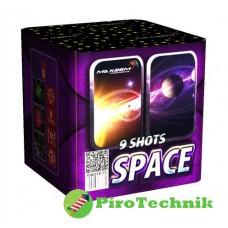 Салют  Space GW218-73 калібр 20мм, 9 зарядів