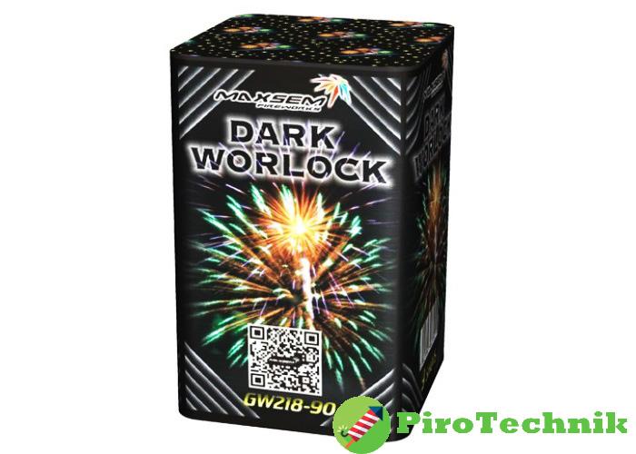 Салют  Dark Worlock GW218-90 калібр 20мм, 9 зарядів