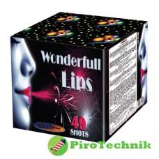 Феєрверк Wonderful Lips GWM5036 калібр 30мм, 49 зарядів
