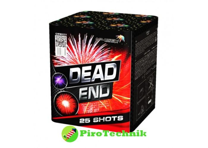 Феєрверк Dead End GWM6251 калібр 30мм, 25 зарядів