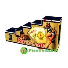 Салют Big Game JFC4 калібр 20-25-30-35-40мм, 72 зарядів