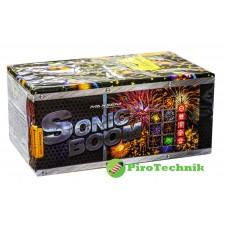 Салют Sonic Boom MC125 калібр 20-30 мм, 88 зарядів