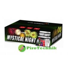 Салют Mystical Night MC301 калібр 30мм 300 зарядів