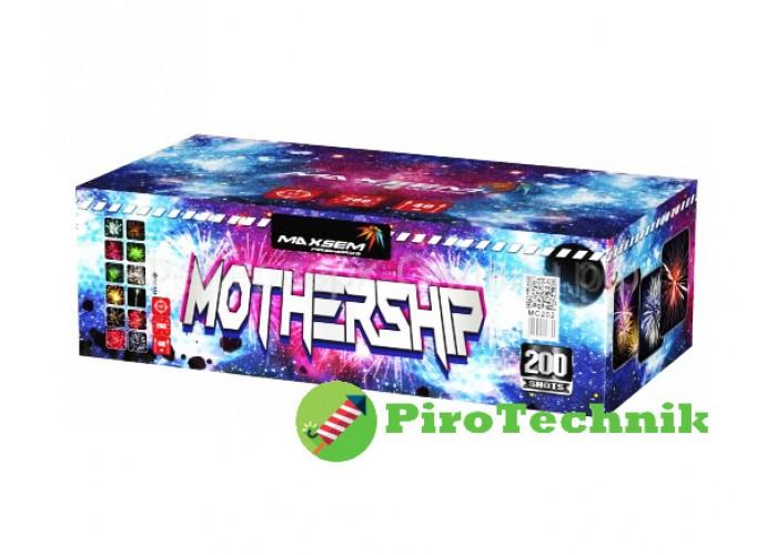Салют Mothership MC202 калібр 30мм. 200 зарядів