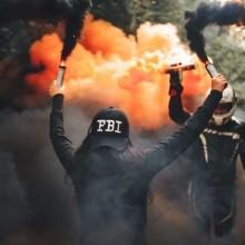 Кольоровий дим,Фаєра